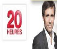 FRANCE 2 JT 20 HEURES