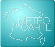 EMISSION FRANCE 3 « METEO A LA CARTE »