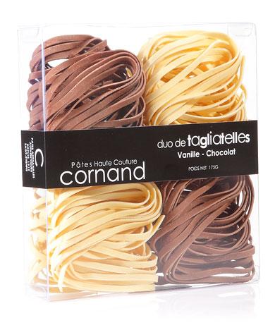 vanille / chocolat